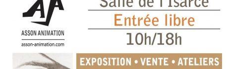 Les Artistes du Piémont Exposition, Vente et Concours, 27 et 28 octobre 2018