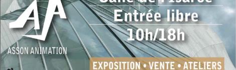 Exposition Concours - Les Artistes du Piémont 2019